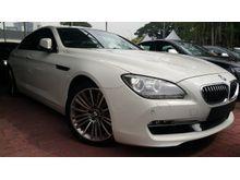 2012 BMW 640i 3.0 M Sport Sedan 4 DOOR GRAN COUPE