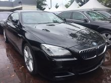 2014 BMW 640i 3.0 M Sport GRAN COUPE TWIN TURBO HARMAN KARDON PANORAMIC ROOF FULL SPEC UNREG
