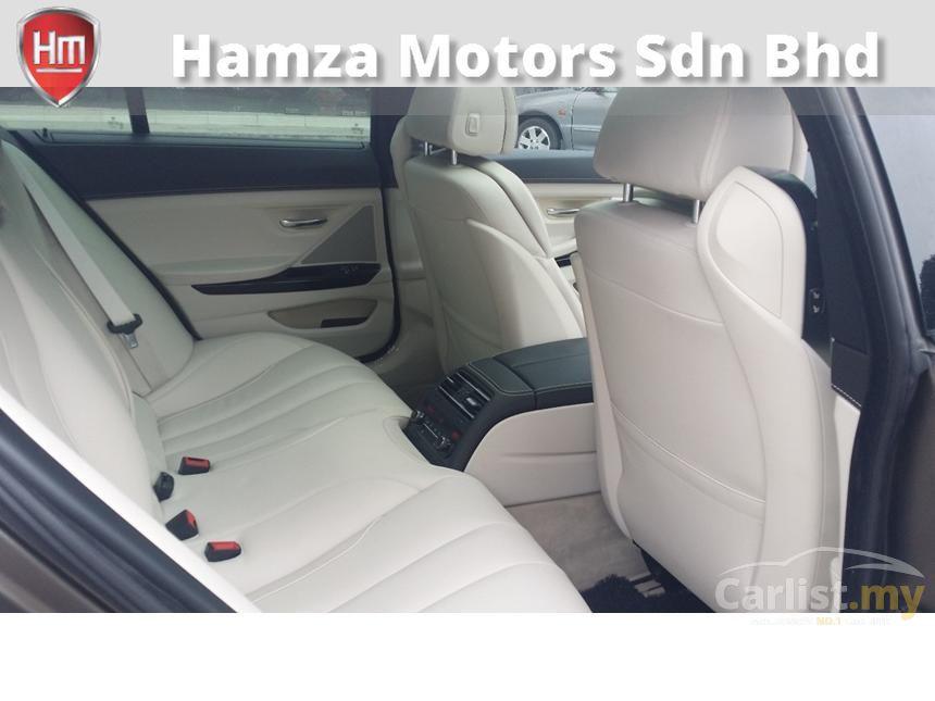 2012 BMW 640i Sedan