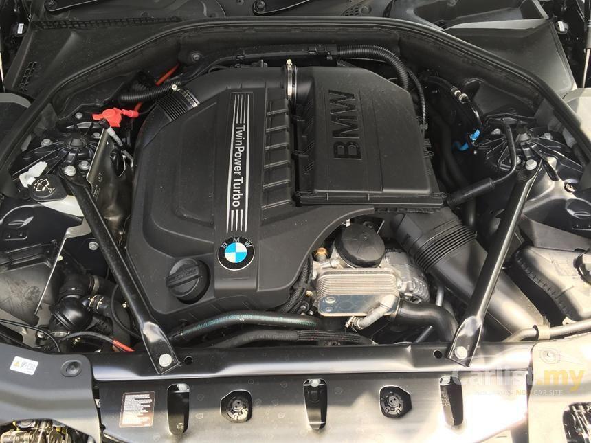 2014 BMW 640i Sedan