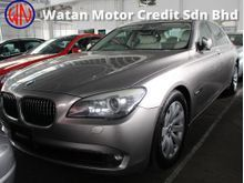 2011 BMW 740Li 3.0 Sedan -- UNREG --