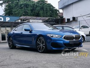2019 BMW 840i 3.0 M Sport Gran Coupe G15 High Spec