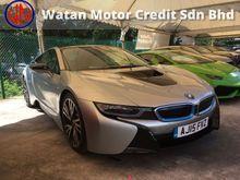 2015 BMW i8 1.5 Coupe