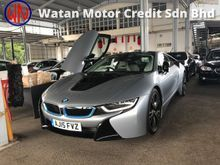 BMW i8 1.5 Coupe HIGH SPEC CHEAPEST IN MARKET 2015 UNREG PREMIUM SELECTION CAR