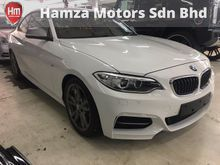2014 BMW M235i 3.0 Coupe Unregistered