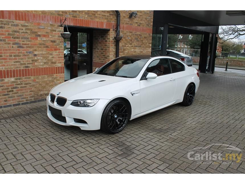 2011 bmw m3 coupe white