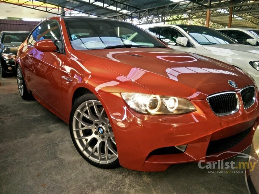 BMW M3 2012 Competition 40 in Kuala Lumpur Automatic Coupe Red