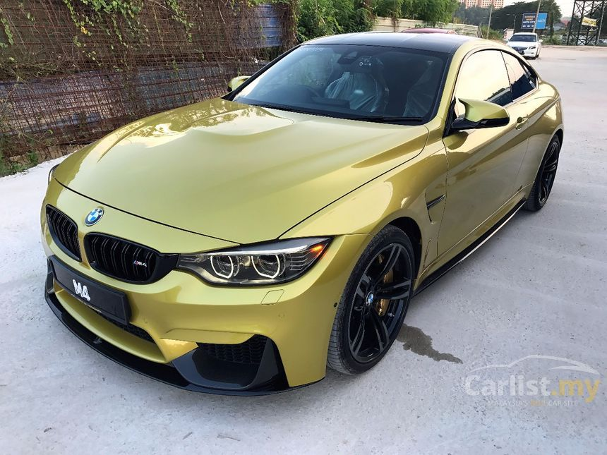 Bmw M4 Gold New Cars Gallery