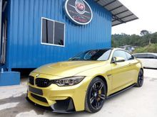 2015 BMW M4 3.0 Coupe ** HEAD UP DISPLAY ** HARMON KARDON SOUND SYSTEM ** SURROUNDING CAMERA WITH OPTICAL PARKING SENSOR ** CARAMIC BRAKE DISC **