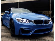 2015 BMW M4 3.0 Coupe TWIN TURBO SUNROOF UNREG M2 M3 M4 M5 M6 UNREG