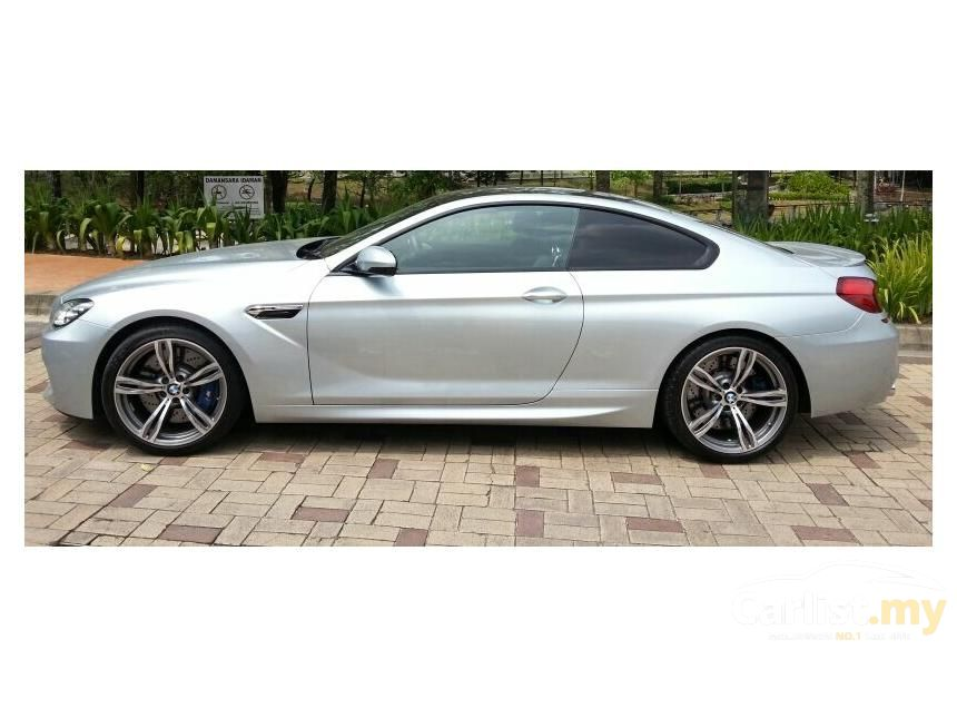 bmw m6 2012 4 4 in kuala lumpur automatic coupe silver for. Black Bedroom Furniture Sets. Home Design Ideas