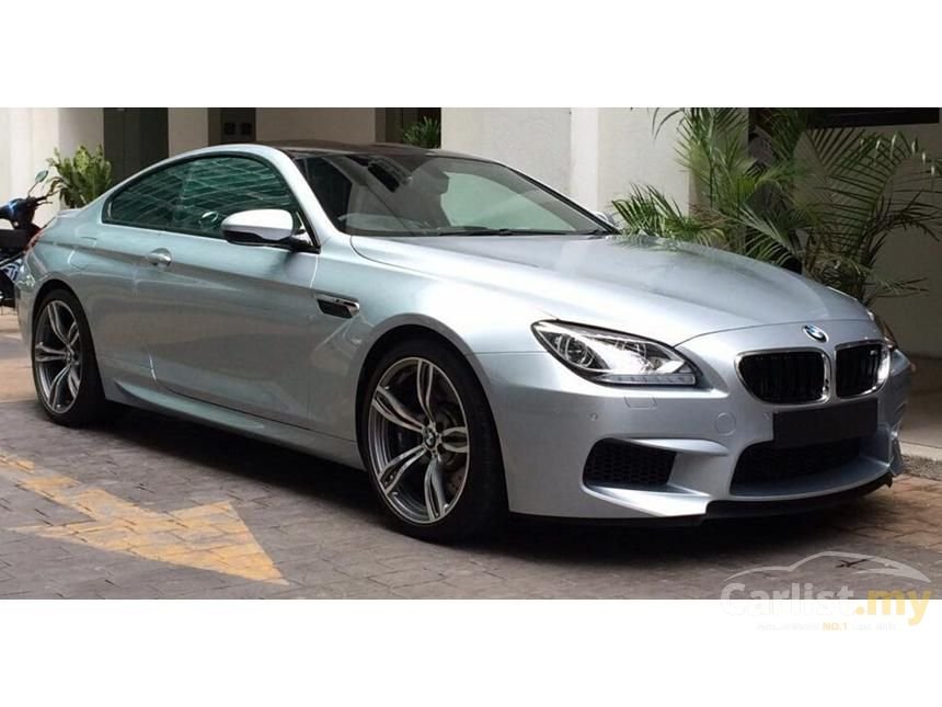 Bmw M6 2012 4 4 In Kuala Lumpur Automatic Coupe Silver For
