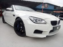 2013 BMW M6 4.4 Coupe * VACUUM DOOR * HEAD UP DISPLAY * SURROUND CAMERA * SPORT SEATS WITH ELECTRICAL N MEMORY SEATS *