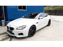 2013 BMW M6 4.4 Coupe  CARBON TOP  SURROUND CAM  VACUUM DOOR   KEYLESS    FULL SPEC