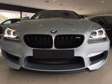 2014 BMW M6 4.4 Sedan COMPETITION PACKAGE GRAN GOUPE (BMW  SHOWROOM UNIT)