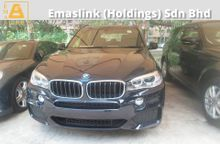 2014 BMW X5 3.0 xDrive30d SUV (a) --RECOND