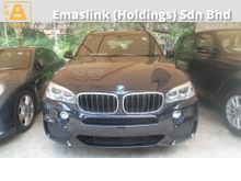 2014 BMW X5 3.0 turbo diesel M-Sport Turbo 40D  new facelift 2014 unreg