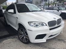 2012 BMW X6 4.4 M TWIN TURBOCHARGED V8 FACELIFT
