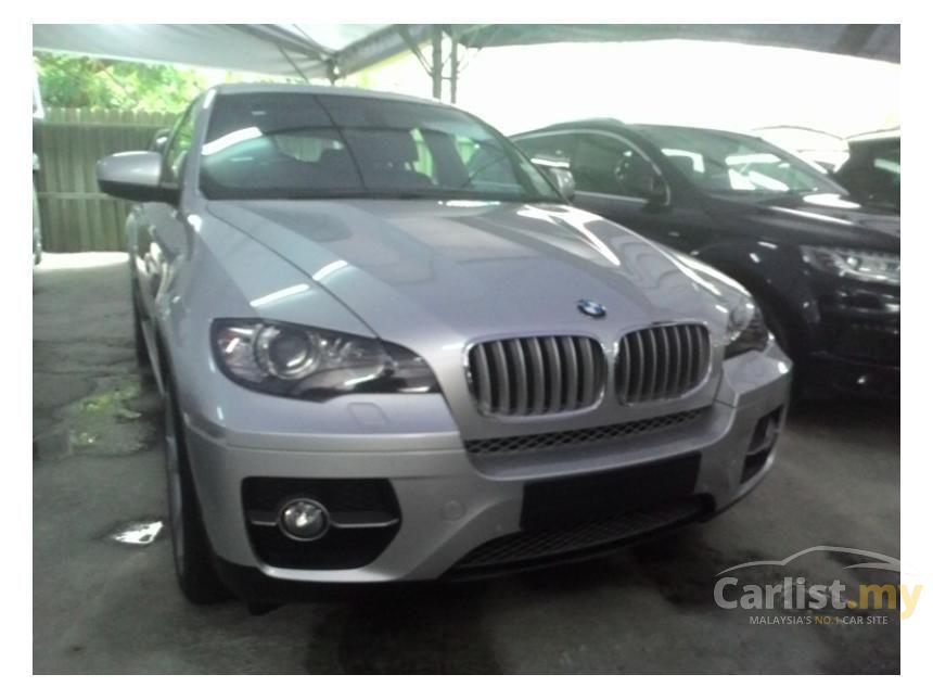 BMW X6 2009 xDrive35i 3.0 in Kuala Lumpur Automatic SUV Grey for RM ...