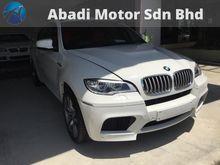 2012 BMW X6 M 4.4
