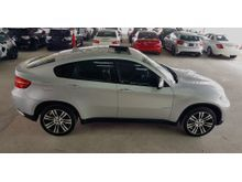 2013 BMW X6 M-SPORT 3.0 35i FULL UK SPEC UNREG SILVER (6665) x PRICE RM 358K x DP RM 38175 x LOAN RM 337K x 2.7 x 9 YEAR INSTALLMENT RM 3878(108)