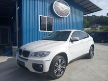 2013 BMW X6 3.0 xDrive35i SUV M-SPORT TWIN TURBO PETROL FACELIFT**HEAD UP DISPLAY**SPORT MODE**PADDLE SHIFT**SUNROOF**LEATHER WITH ALCANTARA SEAT**