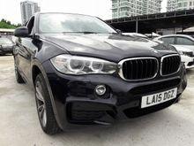 2015 BMW X6 3.0 xDrive30D SUV NEW FACELIFT UNREG 2015 15