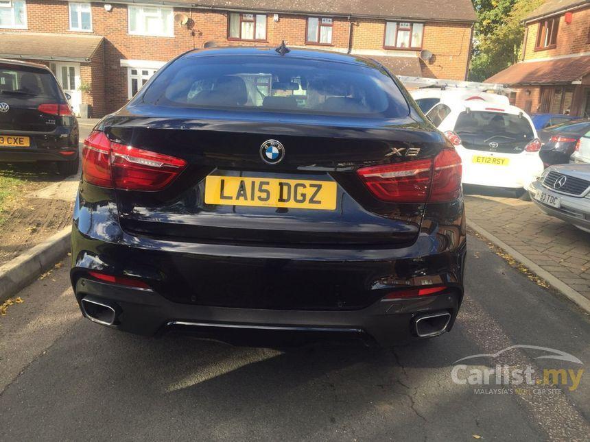2015 BMW X6 xDrive35i SUV