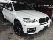2013 BMW X6 xDrive35i NFL