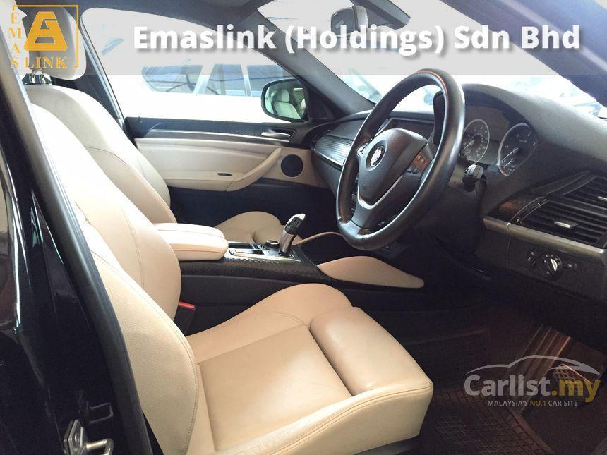 2012 BMW X6 xDrive40d SUV
