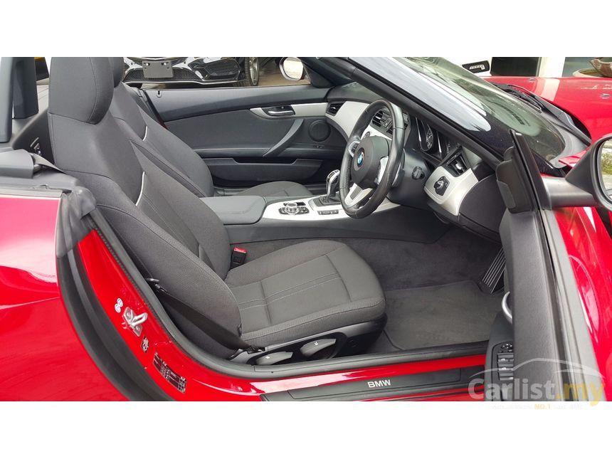 2012 BMW Z4 sDrive20i Convertible
