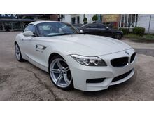 2015 BMW Z4 2.0 sDrive20i Convertible Unregistered 20i Red Interior