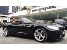 2013 BMW Z4 2.0 sDrive20i Convertible Unregister