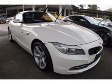 BMW Z4 2.0L sDrive20i UNREGISTER 2013 JAPAN SPEC