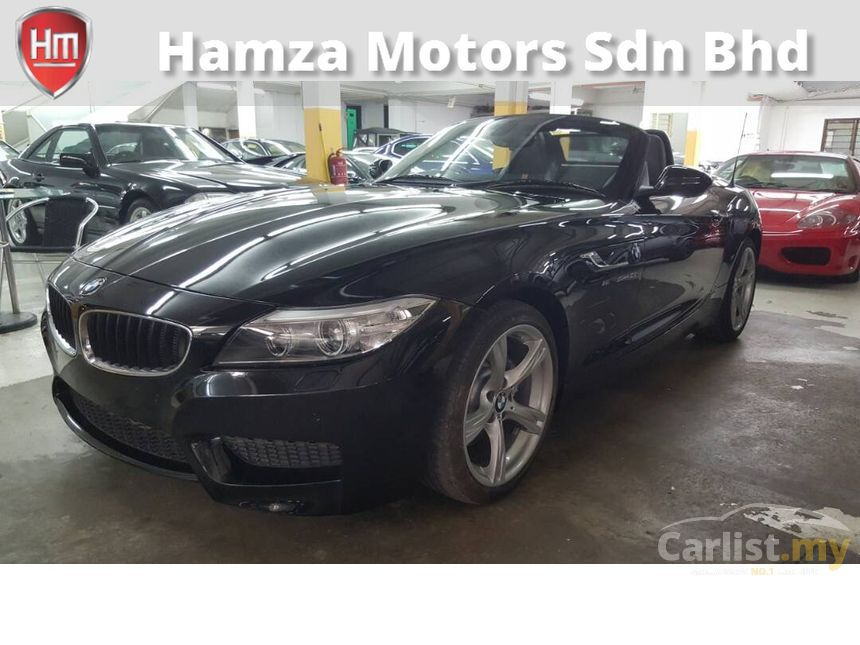 bmw z4 2014 sdrive28i m sport 2 0 in kuala lumpur. Black Bedroom Furniture Sets. Home Design Ideas