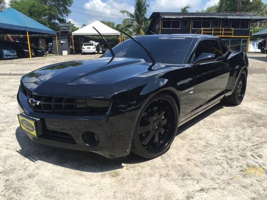 Chevrolet Camaro 2013 3 6 In Johor Automatic Convertible