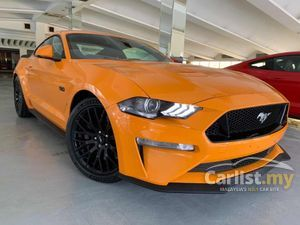 2018 FORD MUSTANG GT 5.0 V8 , RECARO BUCKET SEAT WITH SPORT EXHAUST