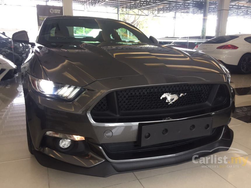 Ford Mustang 2016 Gt 5 0 In Kuala Lumpur Automatic Coupe