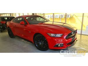 2017 Ford Mustang 5.0 GT Coupe