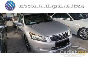 2008 Honda Accord 2.0 VTi Sedan TIP TOP CONDITION DIRECT OWNER