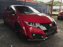 2016 Honda Civic 2.0 Type R Hatchback  PREMIUM UNIT  OFFER NOW CALL US FOR MORE DETAIL