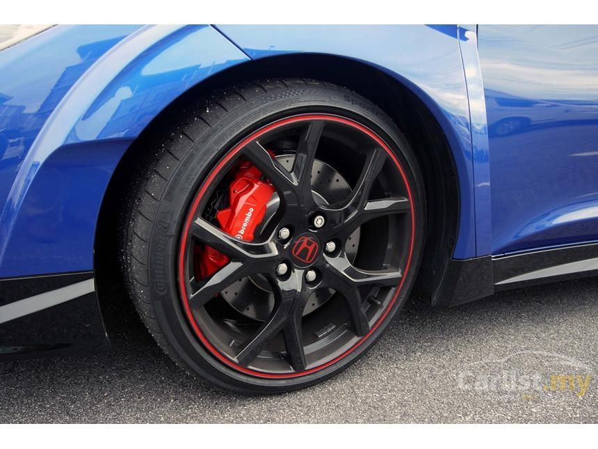 2015 Honda Civic Type R Hatchback
