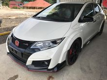 2015 Honda Civic 2.0 Type R VTEC TURBO MANUAL FK2R GT LIMITED IN MARKET FULL SPEC UNREG PROMOTION BIG DISCOUNT