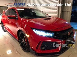 2019 Honda Civic 2.0 Type R -Unreg - TAX HOLIDAY 0 - HONDA PREMIUM SELECTION CERTIFIED CARS