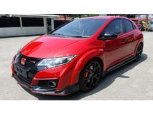2016 Honda Civic 2.0 Type R Hatchback V-TEC TURBO (A) OFFER