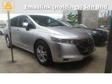 2013 Honda Odyssey 2.4  (a) --RECOND