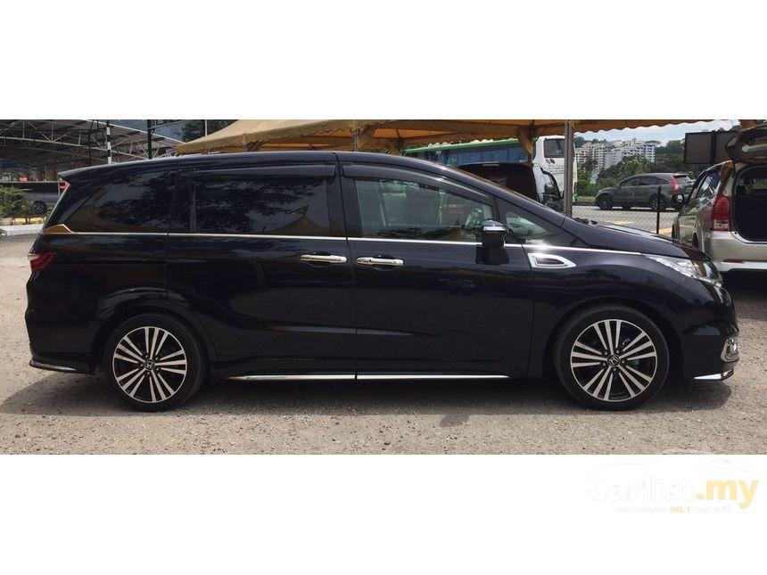2014 Honda Odyssey EX MPV
