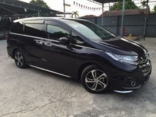 2014 Honda Odyssey 2.4 RC1 ABSOLUTE UNREG-GST INCLUSIVE-ONE YEAR WARRANTY-STOCK CLEARENCE