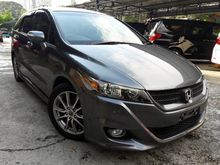 2012 UNREG HONDA STREAM 1.8 (A) RSZ  ( 1 YEARS WARRANTY ) PRICE INCLUDED GST