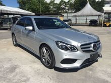 2014 Mercedes-Benz E250 AMG PACKAGE FULL SPEC